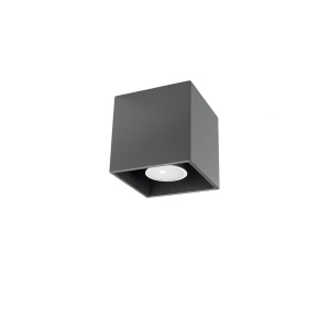 RABAT 10% Spot QUAD 1 antracyt Sollux lighting SL.0567