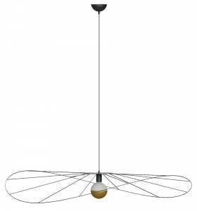 Lampa wisząca ESKOLA 140 Sollux Lighting model TH.012
