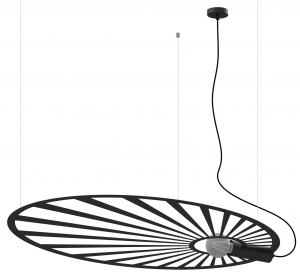 Lampa wisząca LEHDET Sollux Lighting model TH.001CZ