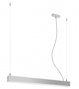 Lampa wisząca PINNE 650 ALU 4000K 22W Sollux Lighting model TH.034