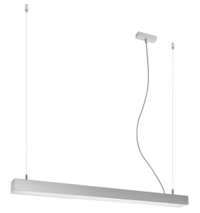 Lampa wisząca PINNE 950 ALU 3000K 31W Sollux Lighting model TH.049