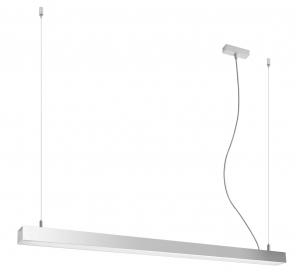 Lampa wisząca PINNE 1150 ALU 3000K 38W Sollux Lighting model TH.067