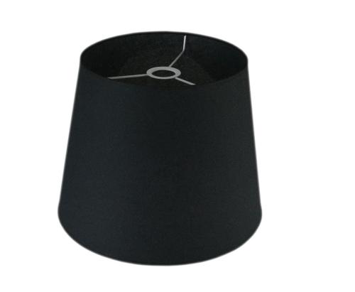 Abażur Stożkowy Czarny 283831 Do Lampy Wiszącej